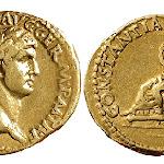 Munten Romeinse Keizerrijk (goud)
