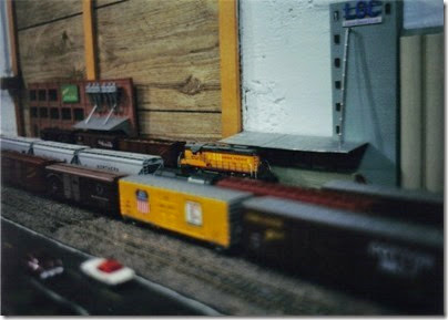 20 My Layout in Summer 2002