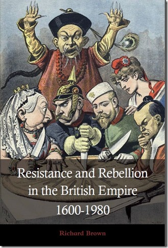 Colonial Rebellion Kindle cover