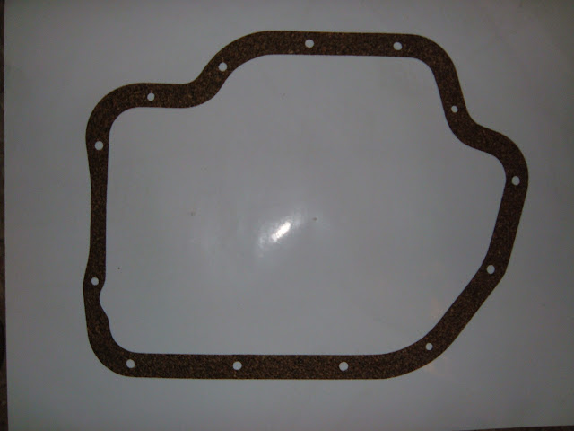 Nice thick cork pan gaskets for the 400  transmission. 8.95