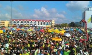 Live Dari Kuantan. Stop Lynas! 4