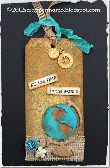 Time in the World Tag w border