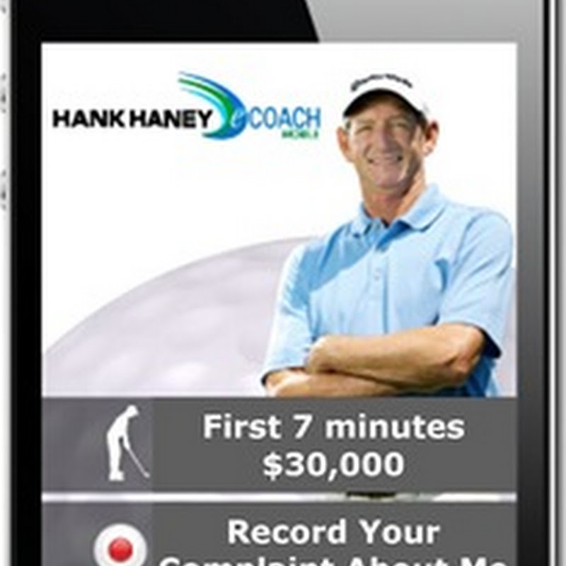 Mom Sues Hank Haney After Giving $30,000 For 7 Minutes