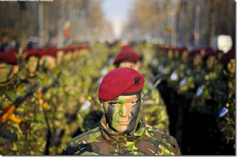parada militara 1 decembrie 2011