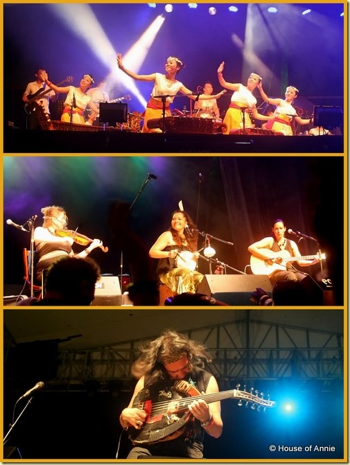 20110 Rainforest World Music Festival Concerts