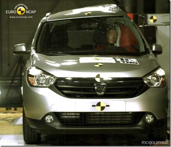 Euro NCAP Dacia Lodgy 06
