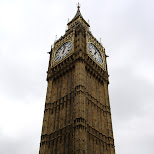 big ben in london in London, London City of, United Kingdom