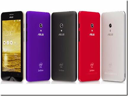 Harga Asus Zenfone 5 RAM 2GB Terbaru Desember 2014