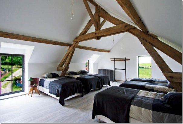 case e interni - Borgogna - rustico - moderno (13)