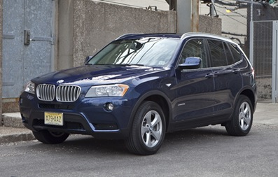 2013-BMW-X3-Get-Four-Cylinder-Option