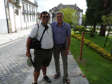 Intalnire cu un cititor in Guimaraes