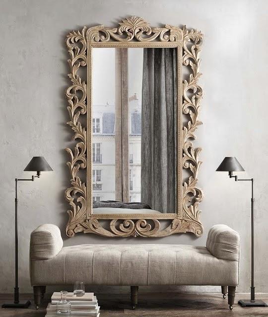 Grote spiegels de wemelaer for Grote spiegel