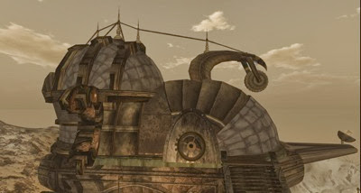 Oblivion  Steampunk sim 004