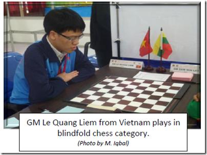 GM Le Quang Liem, Vietnam
