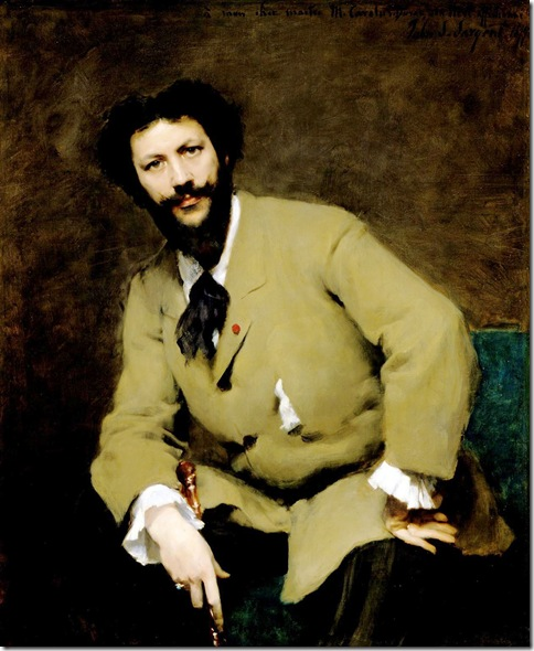 John-Singer-Sargent - .Carolus Duran