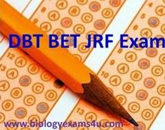 dbt bet jrf exam