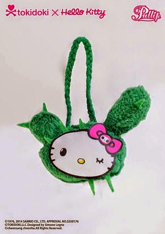 Pullip Violetta Tokidoki x Hello Kitty 17