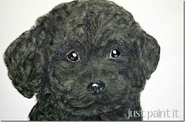 Poodle-Painting-J