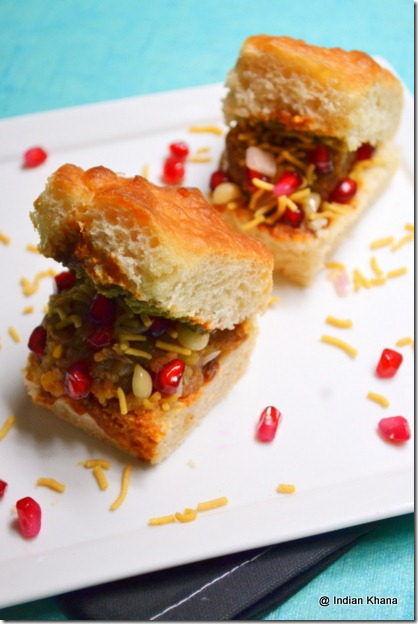 Kutchi Dabeli Chaat Recipe