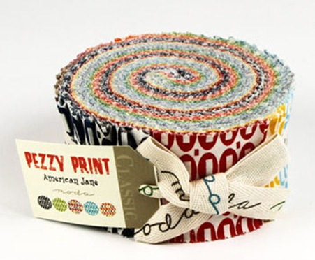 Pezzy Print - Jelly Roll