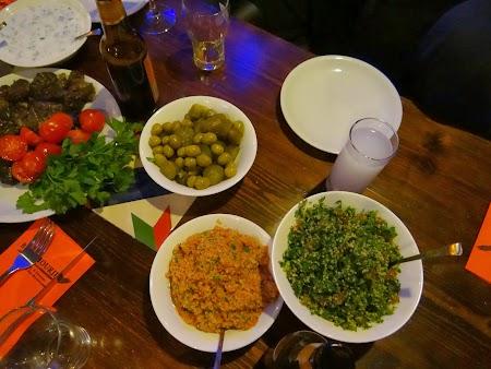 Meze armenesti