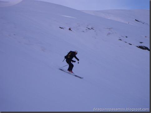 Pico de Canal Roya 2345m con esquis (Portalet, Pirineos) (Isra) 7349