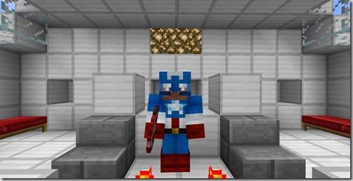 Superheroes-mod