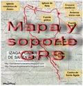 Mapa y soporte GPS - Dolmen de Sakulo - Valle de Belagua
