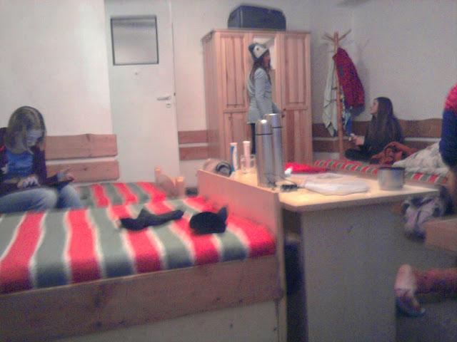 Mój pokój na obozie