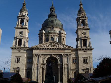 Obiective turistice Budapesta: Catedrala Sf. Stefan