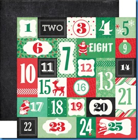 CC72003-Christmas Countdown