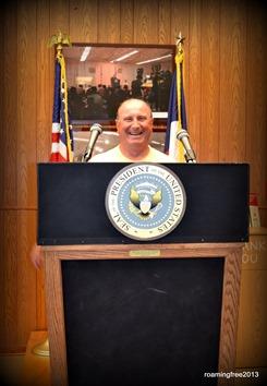 President Gimmarro?