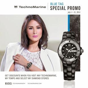 TechnoMarine Blue Tag Sale