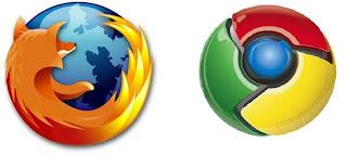 Firefox e Chrome