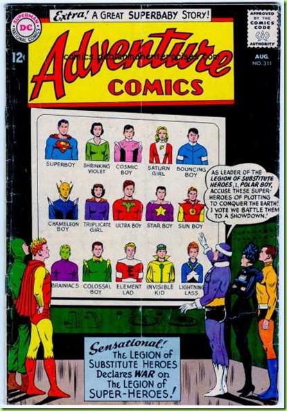 substitute superheros