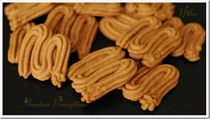 Chocolate Sables 7