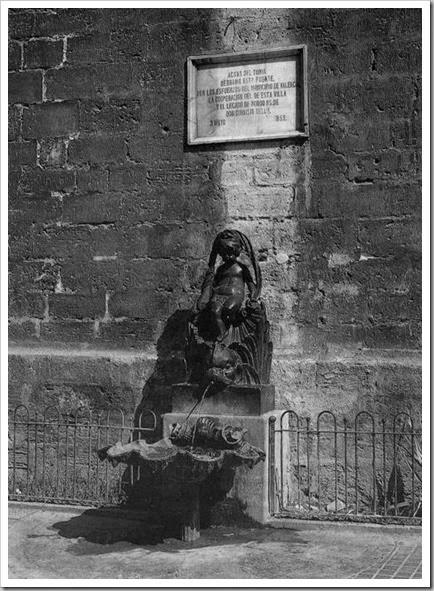 1859 - fuente iglesia santa maria del mar