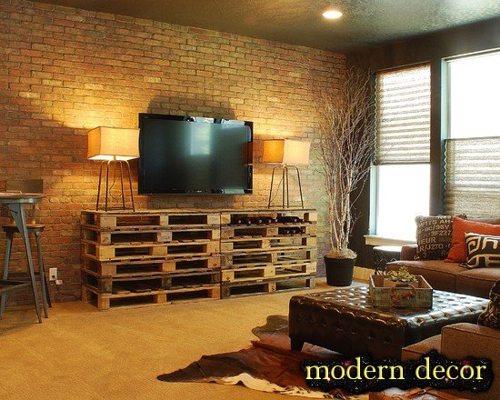 Media Room decorating ideas 2013