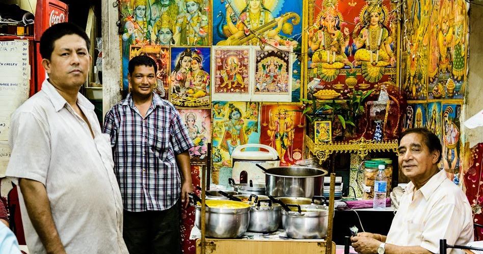 Bangkok, Pahurat, Little India en couleur …