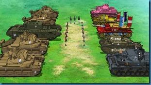 Girls und Panzer - 04
