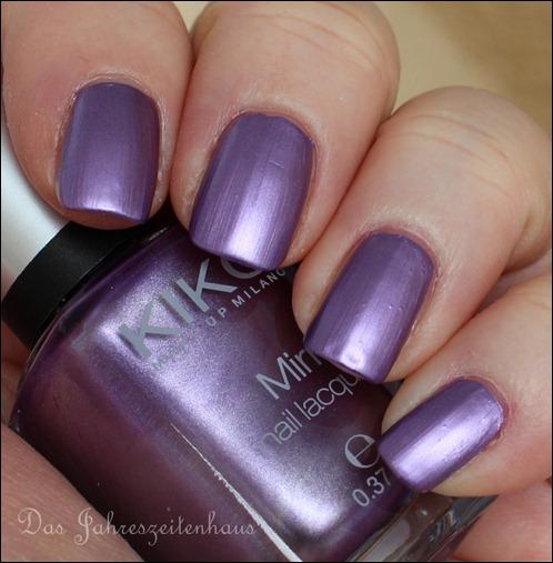KIKO Mirror Nail Laquer 621 Violet