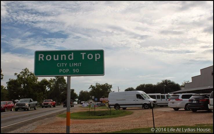 Round Top Tx