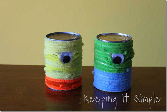 Halloween bowling cans (3)