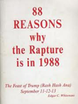 1988 Rapture Book