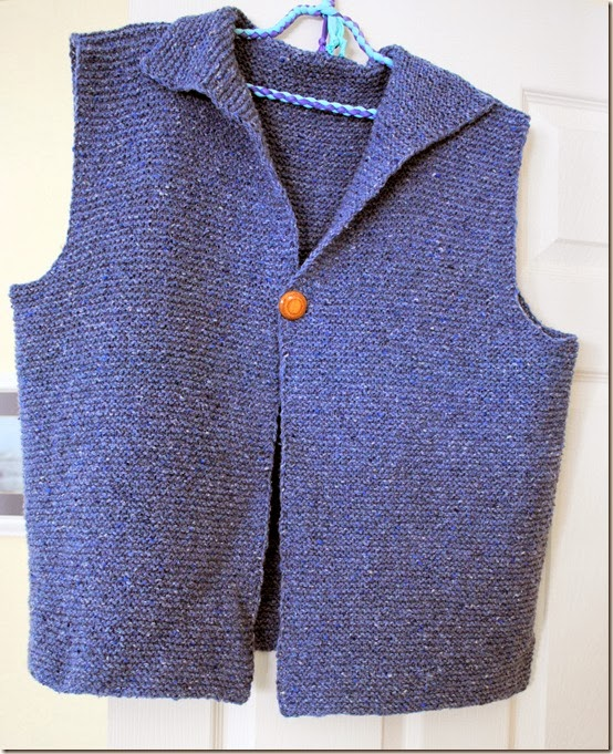 Vest Cropped