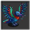 Night Shower Raven 100