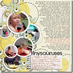 SnS-Tinysauruses
