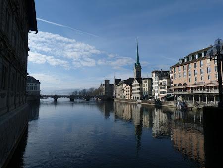 Centrul Zurich