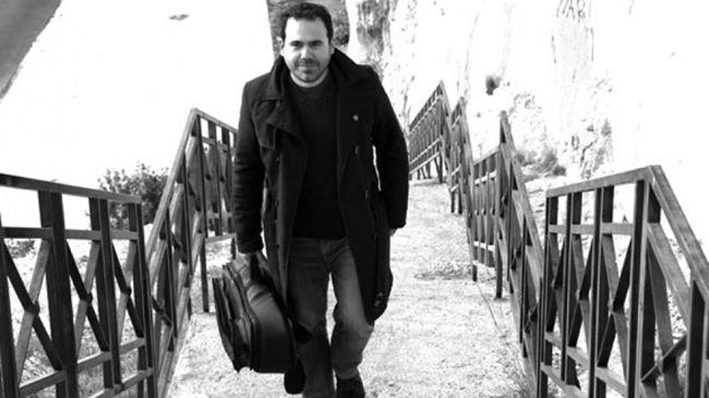 Ο Τάσος Γεωργόπουλος και η Banda Banda στο Black Duck (30-1-2012)