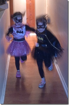 batgirls in action